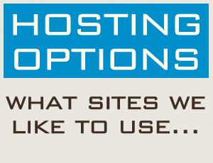 Hosting Options – Why not GoDaddy